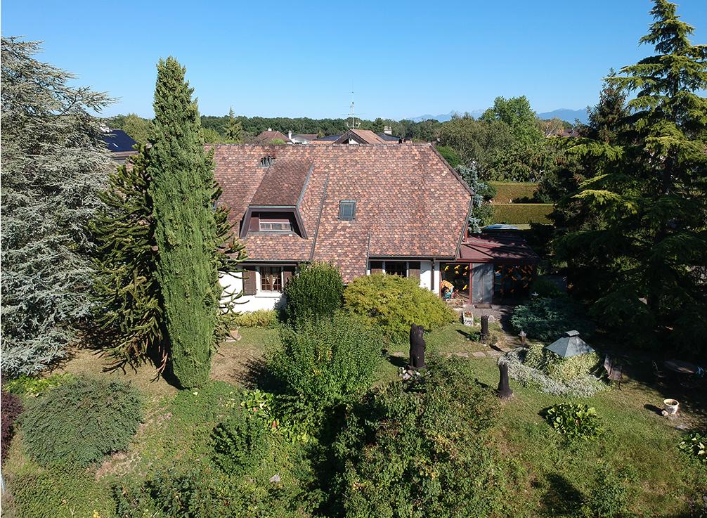 Agence immobilière Crans près Céligny Maison